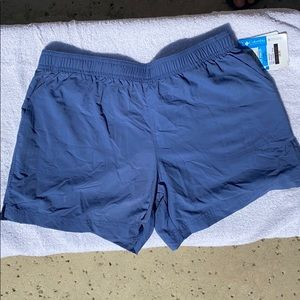 NWT Columbia Sandy River Omni-Shade shorts UPF30
